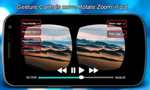 360 VR Player Videos App Android Free Download