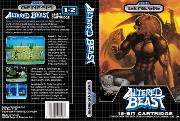 Altered Beast Classic Game Ios Free Download
