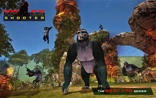 Jungle Survival Game Android Free Download
