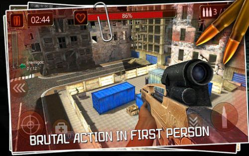 Battlefield Combat Duty Call Game Android Free Download
