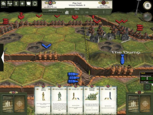 Commands & Colors: The Great War Game Android Free Download