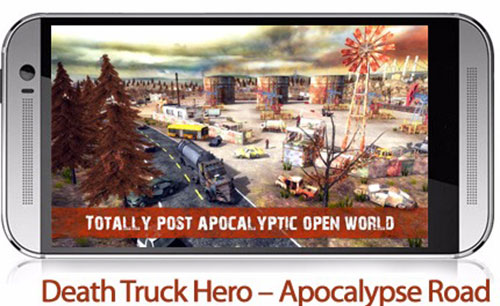 Death Truck Hero Apocalypse Road Game Android Free Download