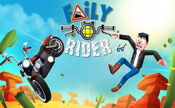 Faily Rider Game Android Free Download