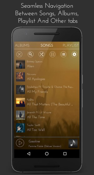 Impulse Music Player Pro App Android Free Download