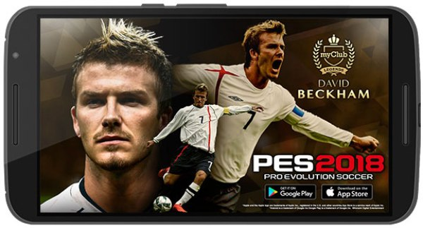 PES 2018 Game Android Free Download
