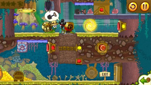 Snail Bob 2 Deluxe Game iOS Free Download