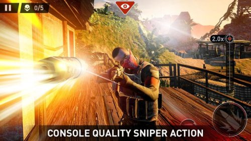 Sniper Ghost Warrior Game Android Free Download