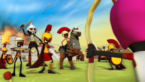 Battle of Rome: War Simulator Game Android Free Download