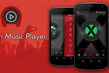 Crimson Music Player App Android Free Download