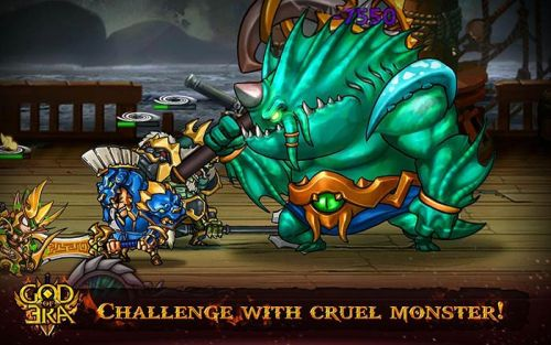 God of Era Epic Heroes War (GoE) Game Android Free Download