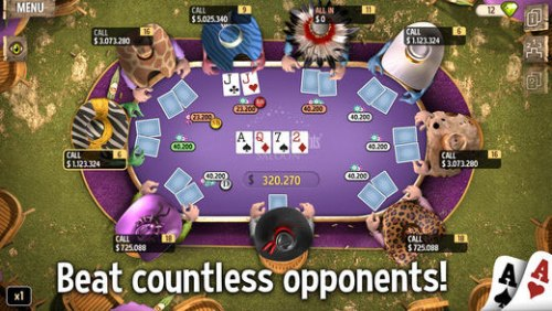 Governor of Poker 2 Game Android Free Download
