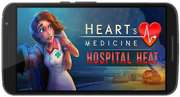 Hearts Medicine Hospital Heat Game Android Free Download