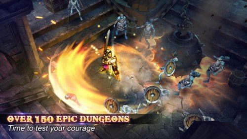 Heroes of the Dungeon Game Android Free Download