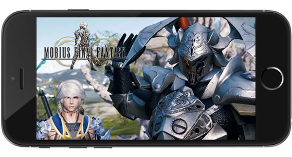 MOBIUS FINAL FANTASY Game iOS Free Download