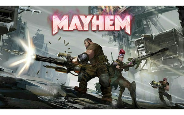 Mayhem Game Android Free Download