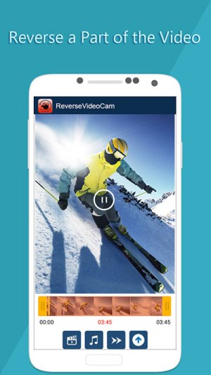 Reverse Video Movie Camera Fun Premium App Android Free Download