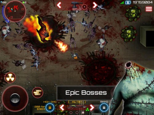 SAS Zombie Assault 4 Game Android Free Download