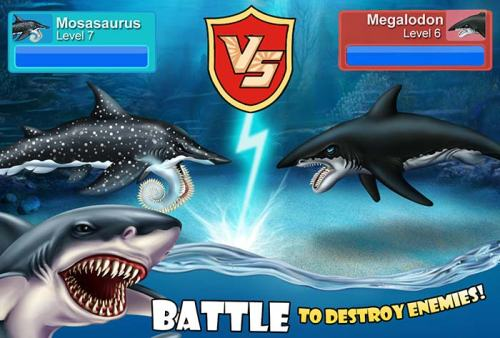 Shark World Game Android Free Download