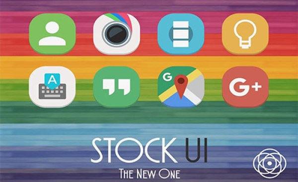 Stock UI Icon Pack App Android Free Download