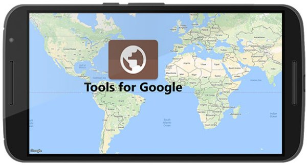Tools for Google Maps App Android Free Download on free google services, free chrome download, free office download,