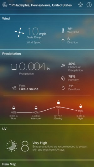 Weather Live App Ios Free Download