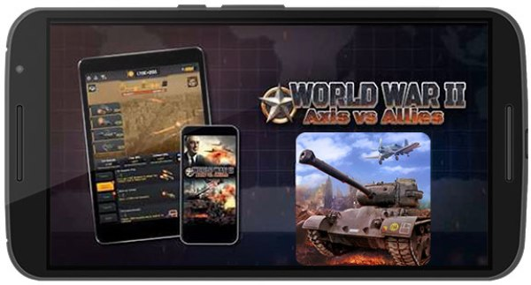 World War 2 Axis vs Allies Game Android Free Download