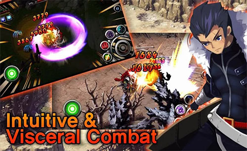ZENONIA 5 Game Android Free Download