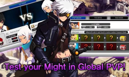 ZENONIA 5 Game Android Free Download