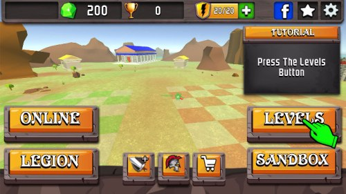 Greek Warriors Castle Defence Game Android Free Download