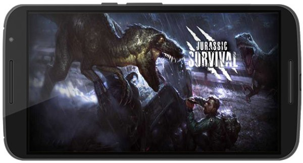Jurassic Survival Game Android Free Download