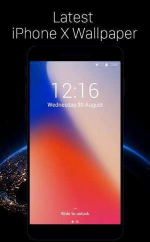 Launcher for iOS New iPhone X ios 11 Style Theme Apk App Android Free Download