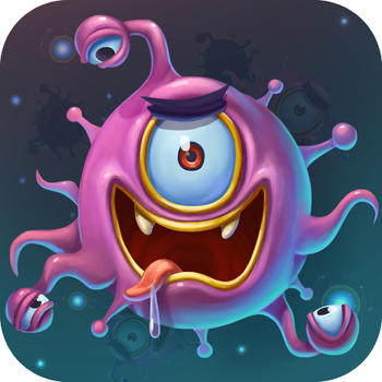 Micro World Evolution - Bacteria Battle PRO Ipa Game Ios Free Download