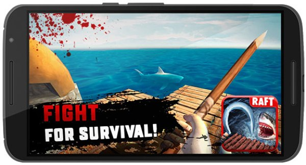 RAFT Original Survival Game Android Free Download