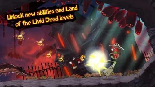 Rayman Jungle Run Ipa Game IOS Free Download