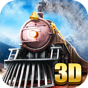 Real Euro Train Simulator Christmas Special Game Apk Android Free Download