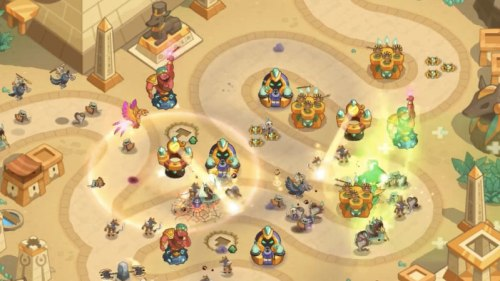 Realm Defense Hero Legends TD Game Android Free Download