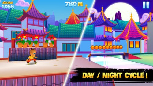 Skyline Skaters Game APK Android Free Download