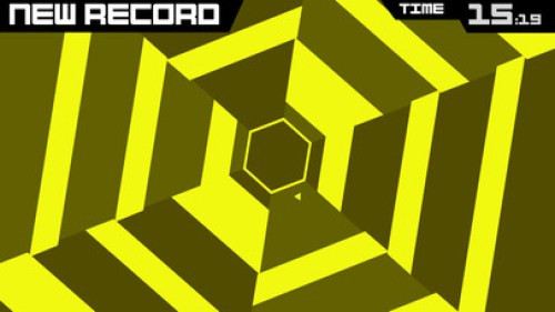 Super Hexagon Ipa Game iOS Free Download