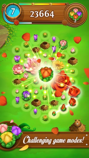 Blossom Blast Saga Ipa Game Ios Free Download