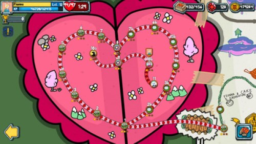 Card Wars - Adventure Time Card Ipa Game iOS Free Download