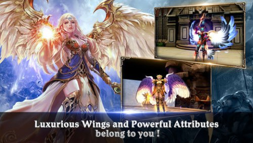 Clash for Dawn Apk Game Android Free Download
