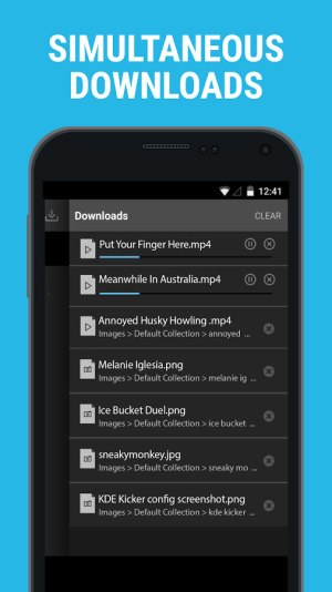 Downloader and Private Browser Apk App Android Free Download