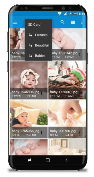 GiGa File Explorer Apk App Android Free Download