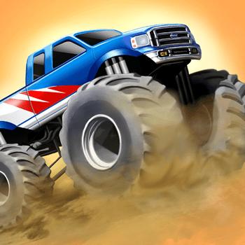 Monster Stunts Ipa Game iOS Free Download