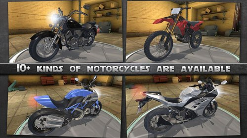Motorcycle Rider Apk Game Android Free Download