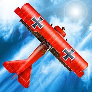 Sky Baron: War of Planes Ipa Game iOS Free Download