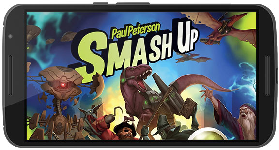 Smash Up The Shufflebuilding Game Apk Android Free Download