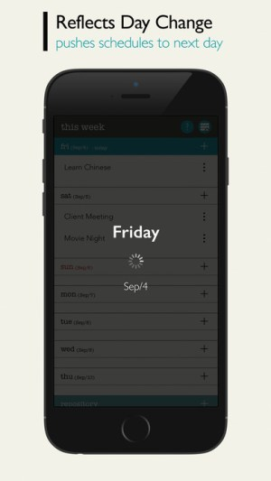 This Week - Weekly To-Do List Ipa App iOS Free Download