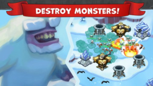 Tower Defence Overtime Rush Ipa Game iOS Free Download