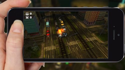 TrafficVille 3D: Traffic Jam in New York Ipa Game Ios Free Download